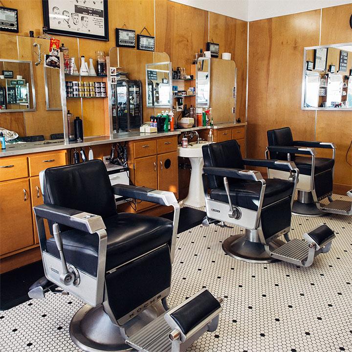 Al-Barbershop